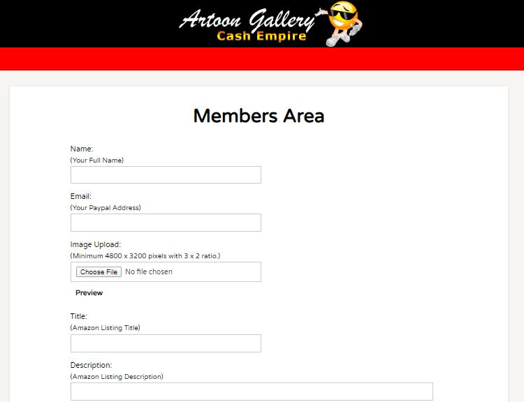 Artoon Gallery Cash Empire Review 3