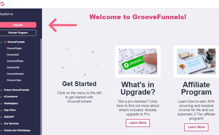 GrooveFunnels Lifetime