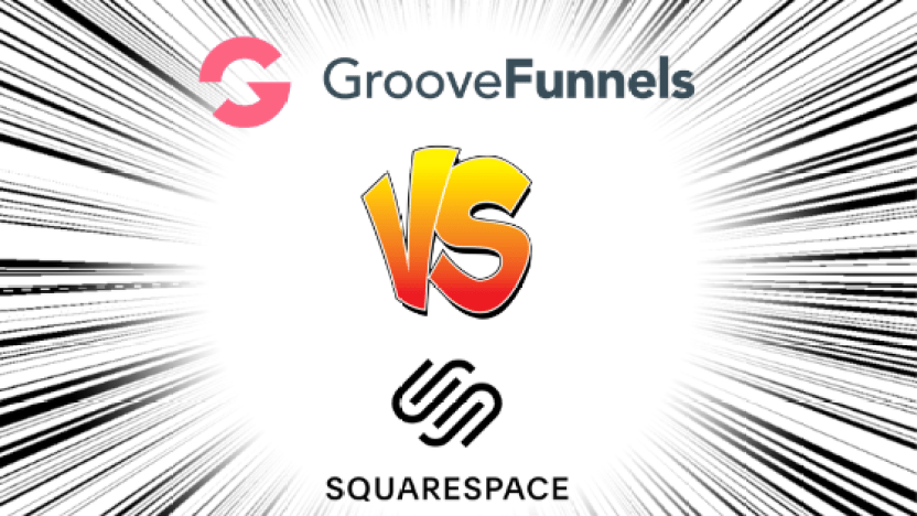 GrooveFunnels Vs SquareSpace