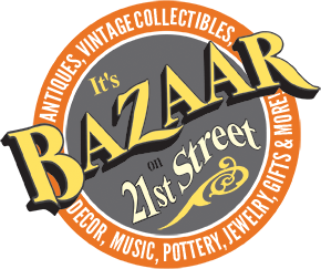 It's Bazaar on 21st Street