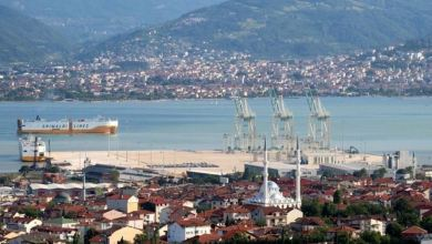 Istanbul to become 'cruise hub' with Yenikapi project 8