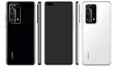 Photo of Huawei P40 Pro leak shows off 5 camera bump, ceramic body & 2 front cameras