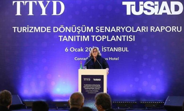 Turkey may reach $119B tourism revenue by hosting 104 million tourists 1