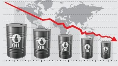 Oil prices hit 14-month low with coronavirus fears 4