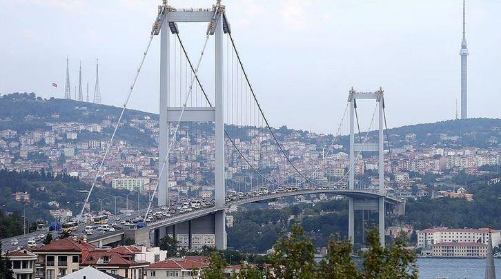 Turkey: Road, bridge tolls yield $62.8M in Jan-Feb 1