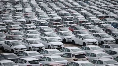 Turkey's auto sales rise 20% in January-May 7
