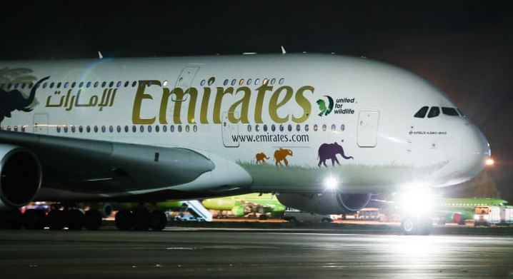 Emirates Airline to temporarily suspend all passenger flights from March 25 as UAE halts all air travel 1