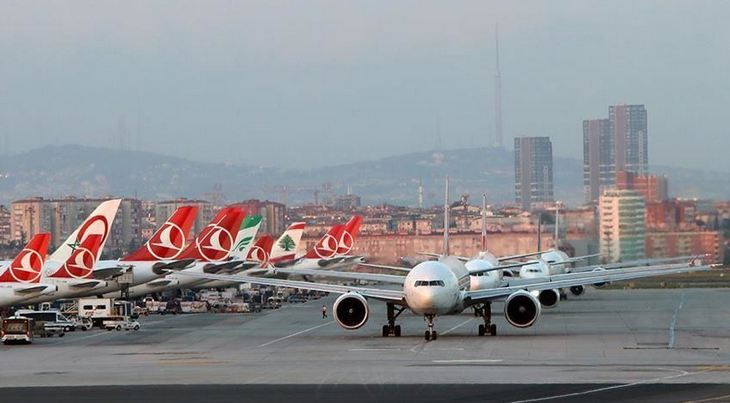 Turkey halts flights to 46 more countries over COVID-19 1
