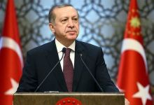 Turkish president thanks health workers over COVID-19 10