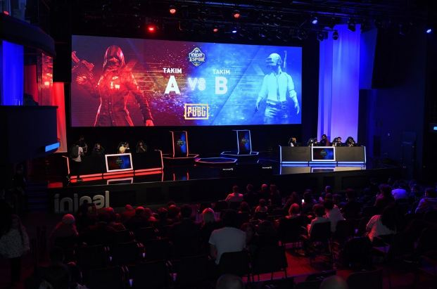 ininal Esports Arena, the Largest Esports Arena in Turkey, Middle East and Europe, Opened Its Doors 1