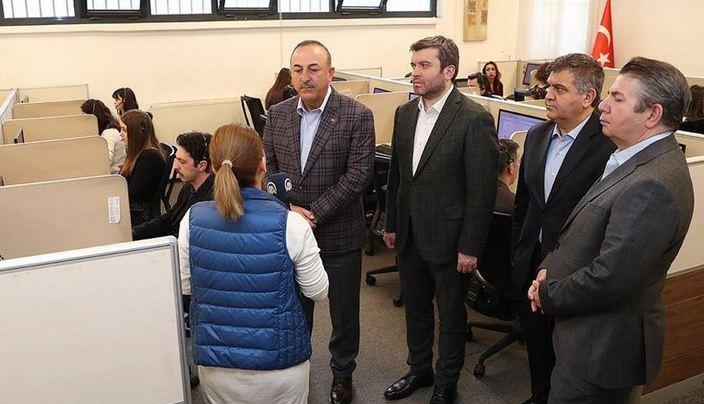 Turkey launches 24-hour coronavirus support center 1