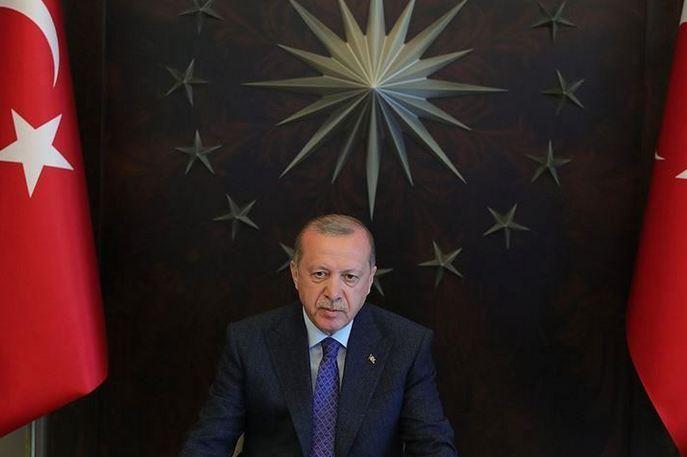 Virus made biggest crisis since WWII: Turkish president 1