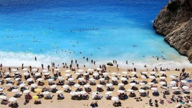 Turkey's tourism income stands at $4.1B in Q1 7
