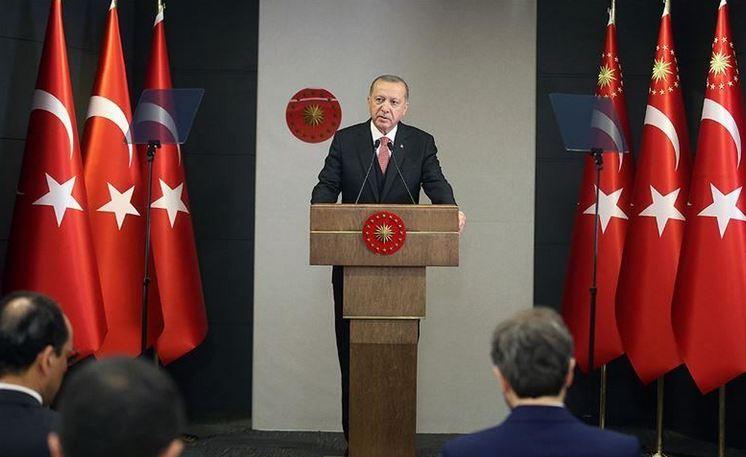 Turkey: President announces 1st steps past coronavirus 1