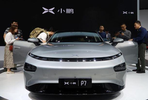 Alibaba-backed Xpeng starts sedan production at new plant, eyes showroom expansion 1