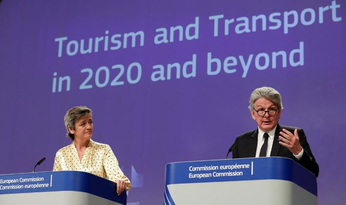 EU pushes to reopen borders for summer tourism amidst coronavirus 1