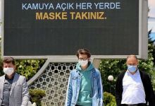 Turkey: Face masks mandatory in 3 more provinces 10