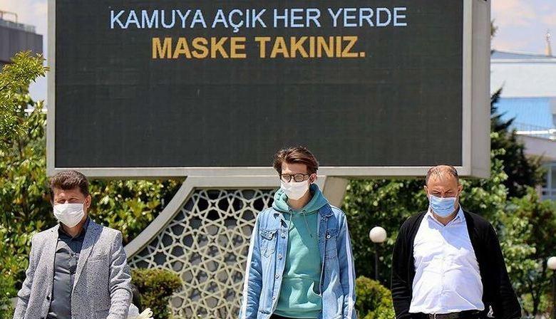 Turkey: Face masks mandatory in 3 more provinces 1