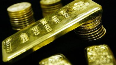 Gold prices head higher after last week's decline as investors bet on continued central-bank stimulus 23