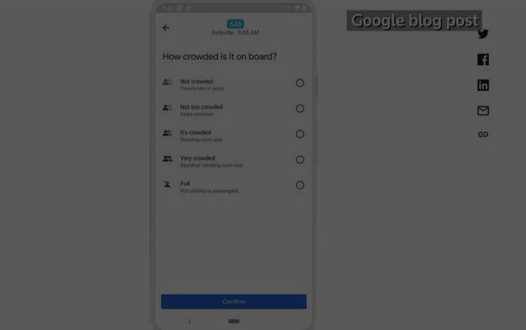 Google Maps to alert users about COVID-19-related travel restrictions 1