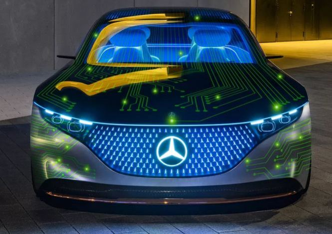 Mercedes-Benz and Nvidia team up to develop next-generation supercomputers for cars 1
