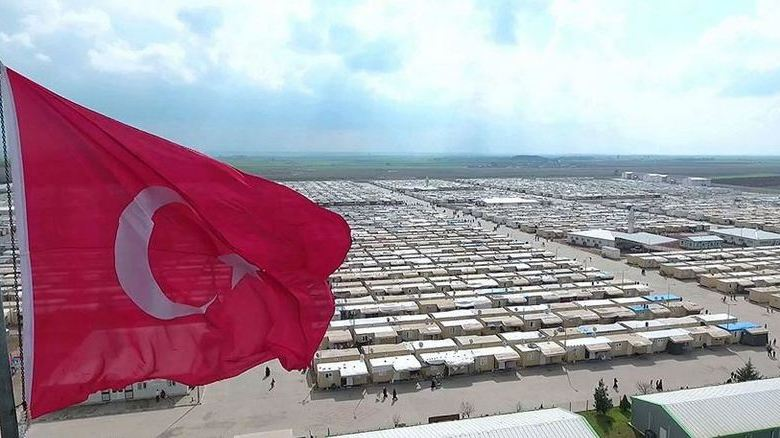 Country that hosts most refugees in world is Turkey 1