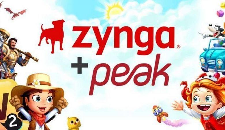 US-based Zynga buys Turkish game firm Peak for $1.8B 1