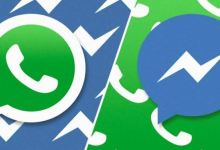 Photo of Facebook Messenger to allow the communication with WhatsApp