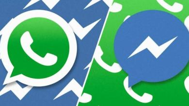 Facebook Messenger to allow the communication with WhatsApp 4