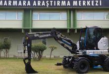 Hidromek is producing Turkey's first full electric excavator 3