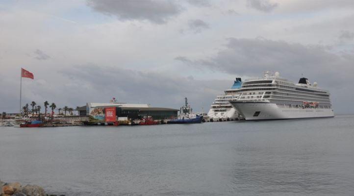 International award for Turkish cruise port 1
