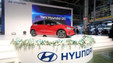 The mass production of the new Hyundai i20 model has started in Turkey 25