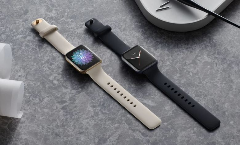 The Oppo Watch is a new Wear OS alternative to the Apple Watch 1
