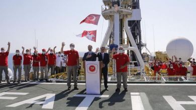 New gas reserve worth $65 billion: Turkish en. min. 30
