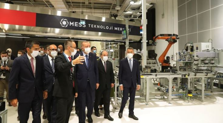 MESS Technology Centre will lead the digital transformation of Turkish industry 1