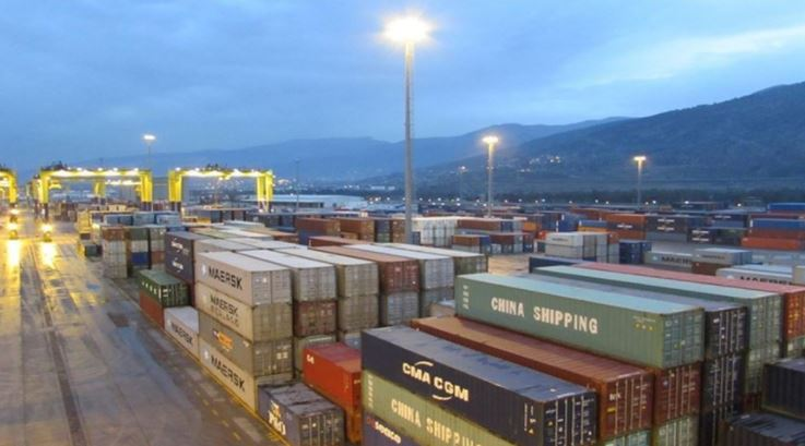 Gaziantep export gradually recovers from the pandemic 1