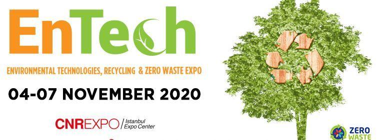 Entech -Environmental Technologies,Recycling and Zero waste Expo 1