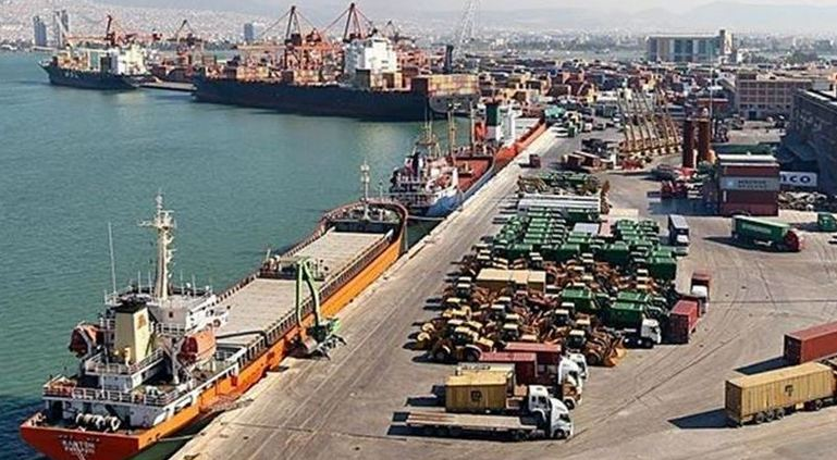 Turkey's exports totaled $12.5 billion and imports $18.8 billion in August 1