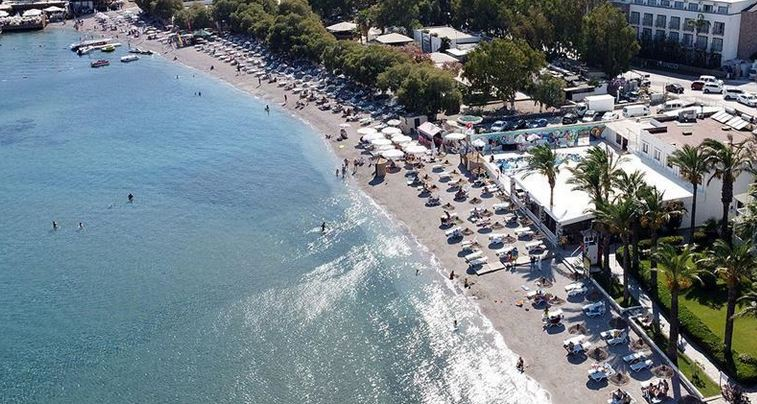 Turkey draws 7.3M foreign visitors in Jan-Aug 1