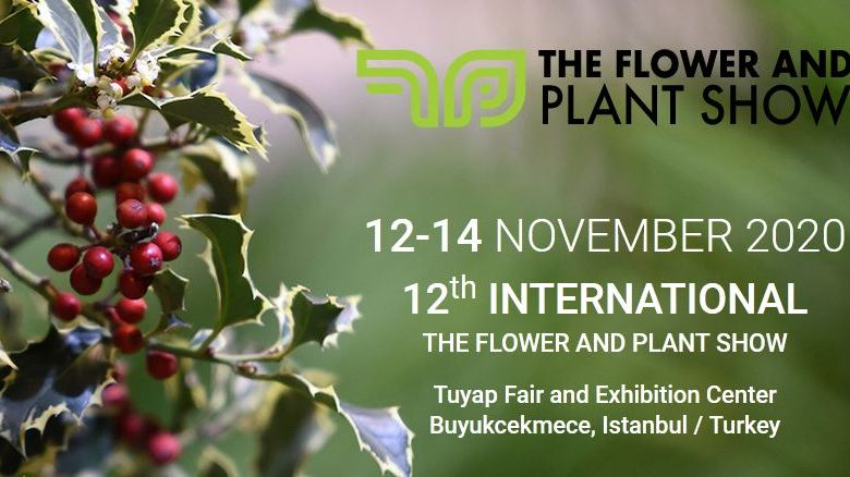THE FLOWER AND PLANT SHOW-TUYAP FAIR 1
