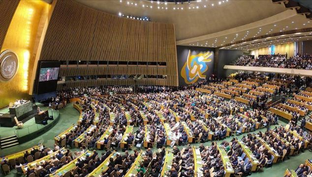 Turkey gives more to UN budget than many in Europe 1