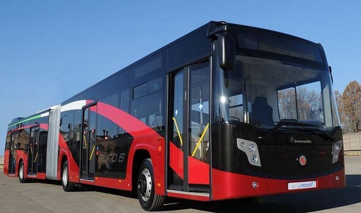 Turkey: Exports of buses, minibuses nearing $1B 1