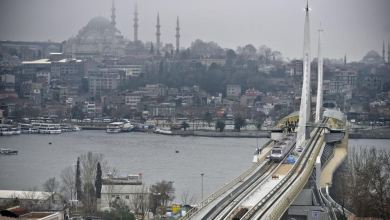 Metro Istanbul & Marmaray, how many metro lines are there in Istanbul? 4