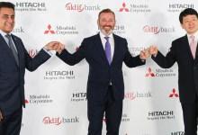 Photo of Aktif Bank cooperates with Hitachi and Mitsubishi Corporation