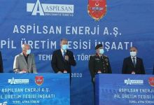Turkey breaks ground on 1st lithium-ion battery plant 11