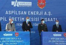 Turkey breaks ground on 1st lithium-ion battery plant 2