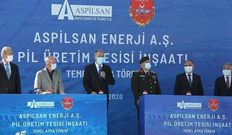 Turkey breaks ground on 1st lithium-ion battery plant 1