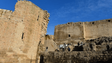 Photo of Turkey: 9-century old Harran Palace's gate unearthed