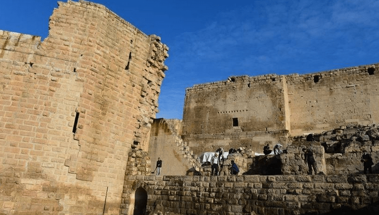 Turkey: 9-century old Harran Palace's gate unearthed 1