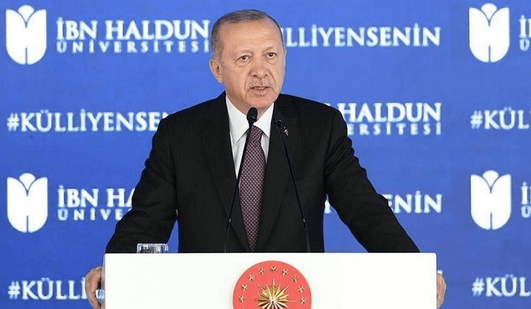 Turkish president calls for 'total reform in education' 1